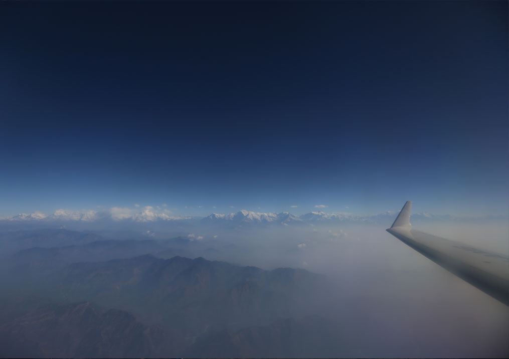 Day 2: Fly to Pokhara (25 mins)