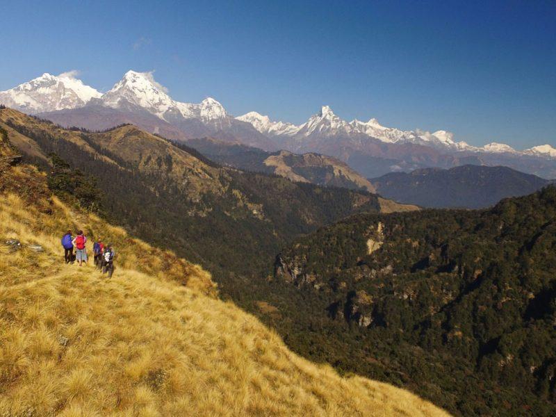 Girls Travel Agency in Nepal